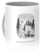 Come On, We're All Going To Sit Coffee Mug by Pat Byrnes