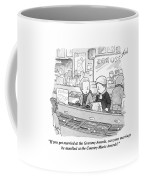 If You Get Married At The Grammy Awards Coffee Mug by Tom Toro