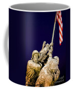 Us Marine Corps Memorial Coffee Mug