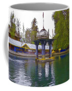 Water Tank And Premises Inside The Mattan Temple Coffee Mug