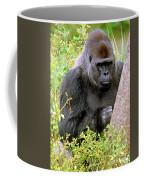 Western Lowland Gorilla Coffee Mug