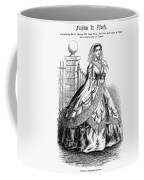Women's Fashion, 1860 Coffee Mug