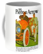 The Pierce Arrow Coffee Mug