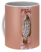 50 Fish From American Waters Coffee Mug