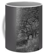 50 Shades Of Gray Trees Coffee Mug