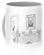 That's Not A Portrait - It's Actually Leonard Coffee Mug