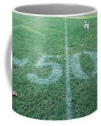 50 Yard Mascot Coffee Mug