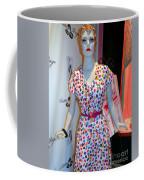 50's Fashion Coffee Mug