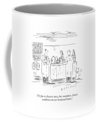 It's Fine To Discover Cures Coffee Mug