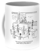 'the Awakening: An Unauthorized Look Coffee Mug