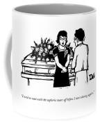 I Need To Wait Until The Euphoria Wears Coffee Mug