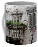 Views Of Split Croatia Coffee Mug