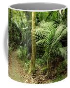 Jungle Coffee Mug by Les Cunliffe
