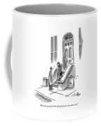 I'd Invite Coffee Mug