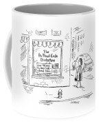 New Yorker March 21st, 2005 Coffee Mug
