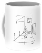 New Yorker March 10th, 2008 Coffee Mug