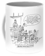 Good Dad, Bad Dad Coffee Mug