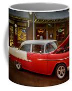 55 Chevy Belair Coffee Mug