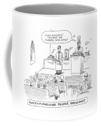 New Yorker November 24th, 2008 Coffee Mug