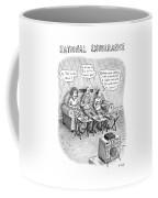Rational Exuberance Coffee Mug