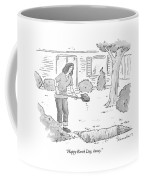 Happy Earth Day Coffee Mug