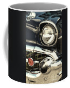 57 Chevy Headlight Coffee Mug