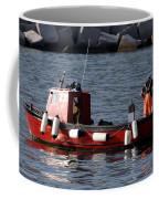 Views From The Amalfi Coast In Italy Coffee Mug