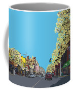 5th Ave And Garfield Park Slope Brooklyn Coffee Mug