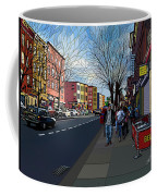 5th Ave Park Slope Brooklyn Coffee Mug