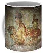 5th Century Cave Frescoes Coffee Mug
