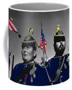 5th Memorial Calvary Indian Wars Memorial Encampment  Ft. Lowell  Tucson Arizona  Coffee Mug