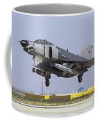 A Turkish Air Force F-4e-2020 Coffee Mug