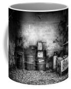 Abandoned Sanatorium Coffee Mug