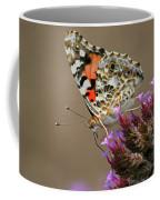 American Painted Lady Butterfly Coffee Mug