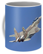 An F-15i Raam Of The Israeli Air Force Coffee Mug