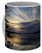 An Outer Banks Of North Carolina Sunset Coffee Mug