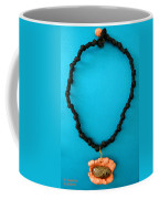 Aphrodite Melainis Necklace Coffee Mug by Augusta Stylianou