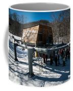 At The Ski Resort Coffee Mug