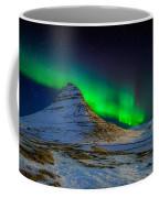 Aurora Borealis Or Northern Lights Coffee Mug