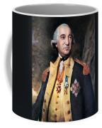 Baron Friedrich Von Steuben Coffee Mug