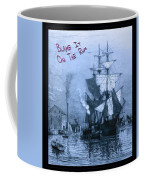 Blame It On The Rum Schooner Coffee Mug