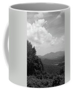 Blue Ridge Mountains - Virginia Bw 3 Coffee Mug