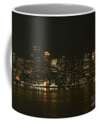 Boston Harbor  Coffee Mug