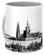 Cathedral Of St Vitus Coffee Mug
