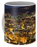 Cityscape At Night Coffee Mug
