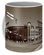 Coors Field - Colorado Rockies Coffee Mug by Frank Romeo