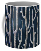Coral Design Coffee Mug by Jean Noren