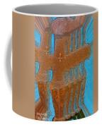 Cyprus Idol Of Pomos Coffee Mug by Augusta Stylianou