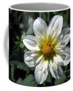 Dahlia Named Alpen Cherub Coffee Mug
