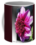 Dahlia Named Blue Bayou Coffee Mug